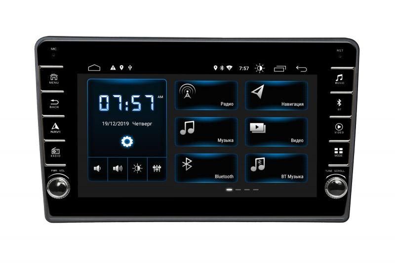 Штатна магнітола Incar DTA-1402R для Renault Duster 2010+, Sandero 2012+, Logan 2013+, Symbol 2013+,