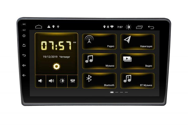 INCar Штатная магнитола Incar DTA-1402 для Renault Duster 2010+, Sandero 2012+, Logan 2013+, Symbol 2013+,