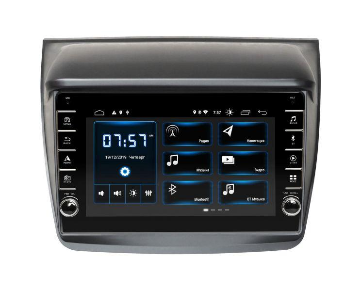 INCar Штатная магнитола Incar DTA-6121R для Mitsubishi Pajero Sport 2008-2015, L200 2006-2015