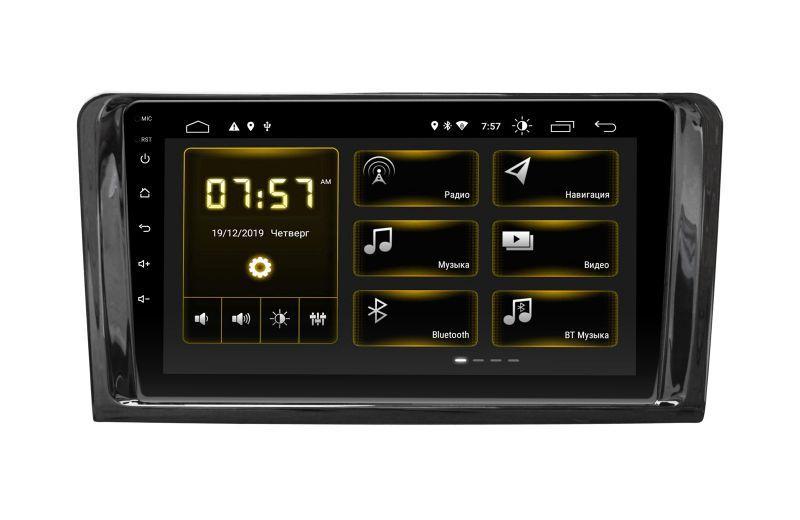 Штатна магнітола Incar DTA-1527 для Mercedes M-klasse (W164) 2005-2011, GL-klasse (X164) 2006-2012