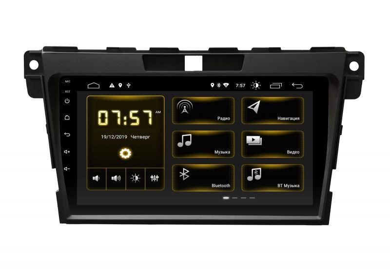Штатна магнітола Incar DTA-0236 для Mazda CX-7 2006-2012