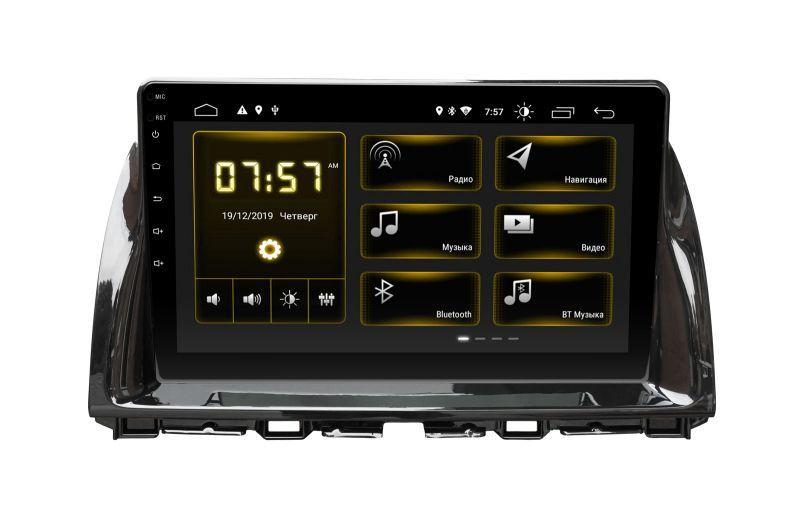 INCar Штатная магнитола Incar DTA-0232 для Mazda CX-5 2012-2016