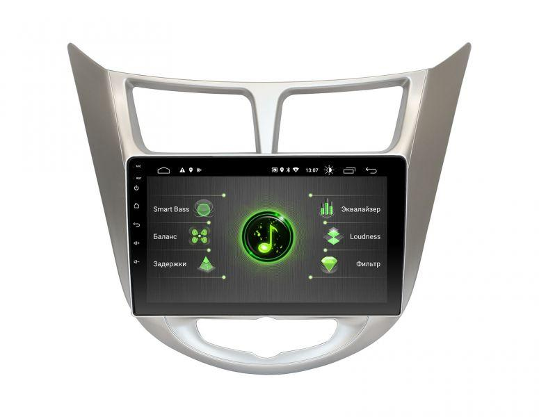 INCar Штатная магнитола Incar DTA-9301 для Hyundai Accent 2011+