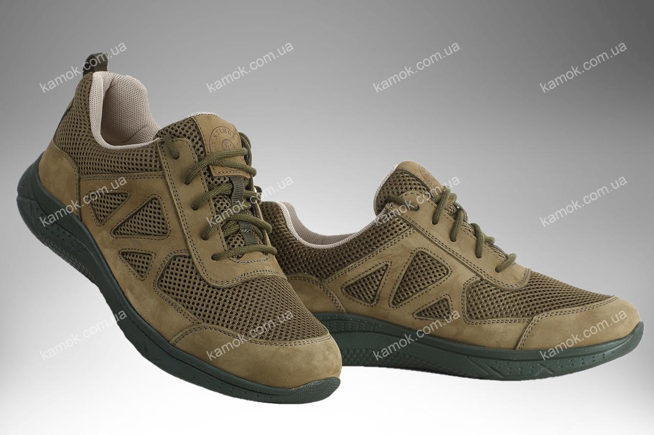 Тактические кроссовки, военная летняя обувь, армейская спецобувь ENIGMA (олива)