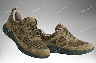 Тактичні кросівки / військова літнє взуття, армійська спецвзуття ENIGMA (олива)
