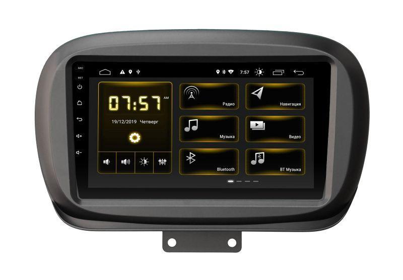 INCar Штатна магнітола Incar DTA-3001 для Fiat 500X 2015+