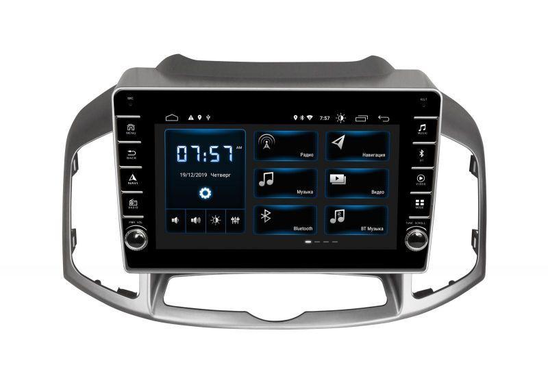 INCar Штатна магнітола Incar DTA-2193R для Chevrolet Captiva 2011-2015