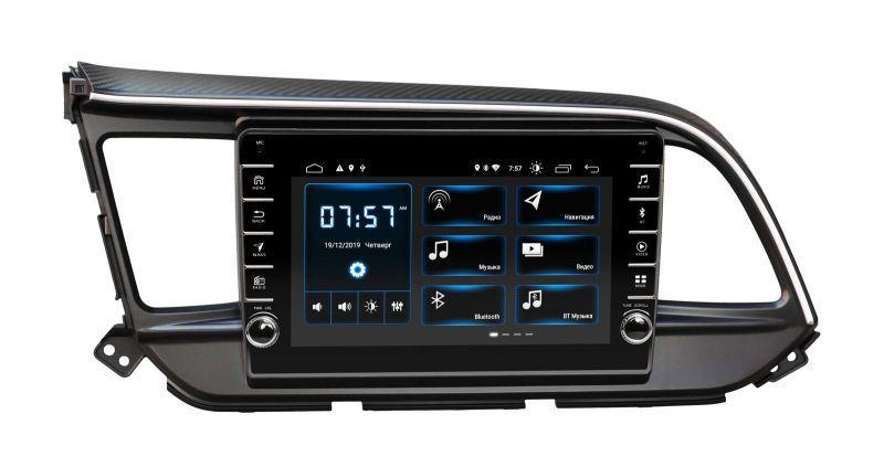 INCar Штатна магнітола Incar DTA-2463R для Hyundai Elantra 2019+