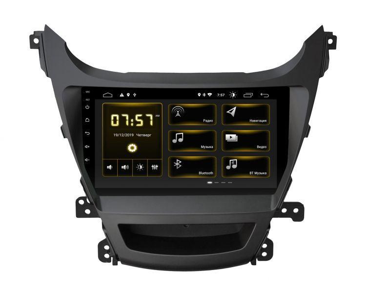 INCar Штатна магнітола Incar DTA-2464 для Hyundai Elantra 2014-2015
