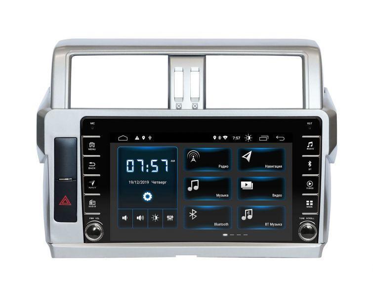 INCar Штатная магнитола Incar DTA-2208R для Toyota LC Prado 150 2014-2017