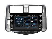 INCar Штатна магнітола Incar DTA-0145R для Toyota LC Prado 150 2010-2013 Комплектація авто без підсилювача