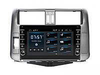 INCar Штатная магнитола Incar DTA-0145R для Toyota LC Prado 150 2010-2013 Комплектация авто без усилителя