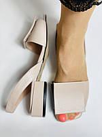 Evromoda. Модные женские кожаные босоножки. Натуральная кожа. Турция. Размер 36 37 38 39 40, фото 2