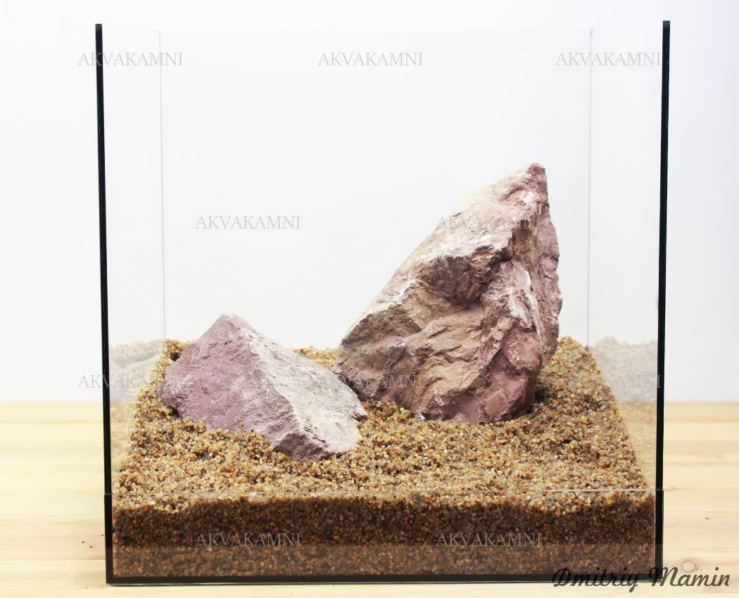 Камни для нано-аквариума N17