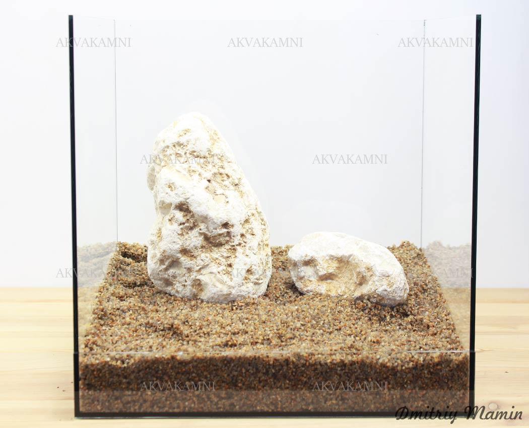 Камені для нано-акваріуми N16