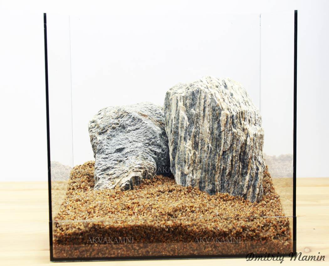 Камені для нано-акваріуми N1