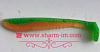 "Силикон Hi-Mera Awaruna  3""/73 мм (5 шт./уп.) col.#Orange-Green"