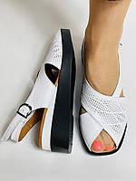 Ripka. Жіночі шкіряні босоніжки .Розмір 36 37 39 40 Туреччина, фото 9