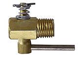 Кран головки зливу охолоджувальної рідини Ø13 mm - 180N, фото 3
