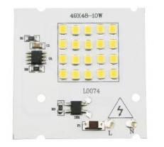 Світлодіод SMD 10,20 і 30 W 220v Не Потрібен Драйвер