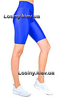 Яркие летние шорты женские велосипедки, шорты спортивные женские цвета електрик Valeri 2004