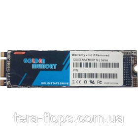 SSD M.2 накопитель Golden Memory Smart 128 GB (GM2280128G) Б/У