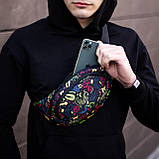 Бананка Pobedov waist bag Tigr, фото 2