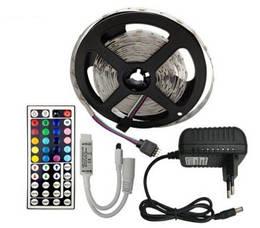 Світлодіодна стрічка SMD 5050 RGB