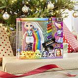 УЦЕНКА! Кукла Rainbow High Hair Studio Рейнбоу Хай Стильная прическа Салон Студия красоты 569329 Оригинал, фото 5
