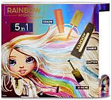 УЦЕНКА! Кукла Rainbow High Hair Studio Рейнбоу Хай Стильная прическа Салон Студия красоты 569329 Оригинал, фото 6