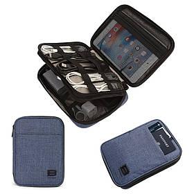 Органайзер для электроники Bagsmart Синий (FBBM0101069AN031BS)