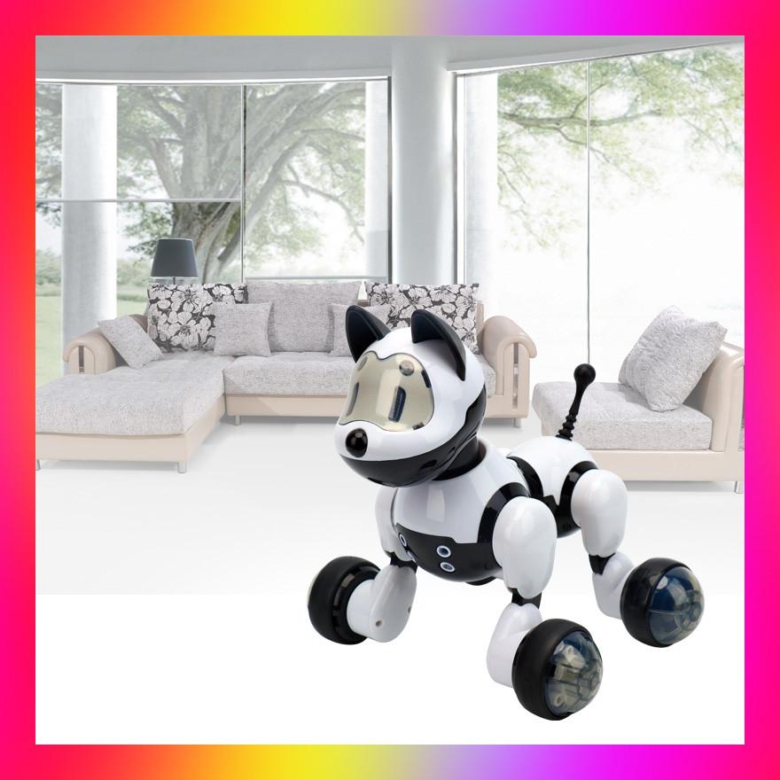 Детский Робот Интерактивная собака на пульте Youdy - MG014