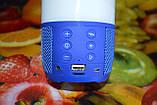 Портативна колонка JBL Pulse 3 18 см . Акустика Bluetooth блютус ЖБЛ пульс 3 + Подарунок, фото 2