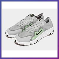Мужские кроссовки Nike Renew Lucent серые. Найк Оригинал 46 размер