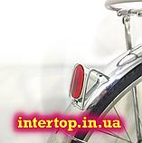 Женский велосипед с низкой рамой Салют Retro OLD AZIMUT 28 дюймов . На рост 160-180 см, фото 3