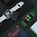 Смарт часы  Умные часы Smart Watch Z13 с сенсорным экраном и пульсометром черные + ПОДАРОК, фото 4