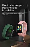 Смарт часы  Умные часы Smart Watch Z13 с сенсорным экраном и пульсометром черные + ПОДАРОК, фото 5