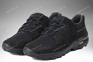 Тактичні кросівки на літо / трекінгова військова взуття / армійська спецвзуття PEGASUS (black)