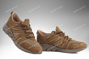 Тактичні кросівки / річна військова взуття, армійська спецвзуття GERMES GTX (койот)