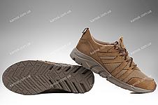 Тактичні кросівки / річна військова взуття, армійська спецвзуття GERMES GTX (койот), фото 3