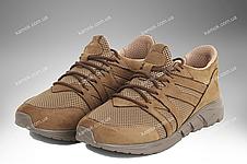 Тактичні кросівки / річна військова взуття, армійська спецвзуття GERMES GTX (койот), фото 2