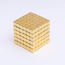 Конструктор-головоломка Neocube YBB Тетракуб + Металлическая коробка в подарок