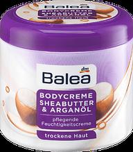 Крем для тела с маслом арганы и маслом Ши Balea Sheabutter Bodycreme 500 мл