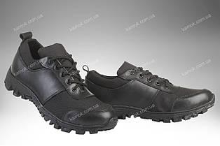 Військові кросівки / річна тактична взуття PATRIOT Gen.2 (black)