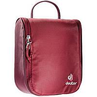 Косметичка Deuter Wash Center I колір 5528 cranberry-maron (3900420 5528), фото 1
