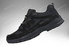 Тактические летние кроссовки / военная обувь Comanche Gen.II (black), фото 2