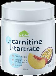 Жиросжигатель L- carnitine Prime Kraft Персик-Маракуйя (200 грамм)
