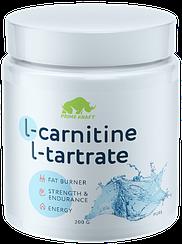 Жиросжигатель L- carnitine Prime Kraft чистый, без вкуса (200 грамм)