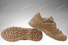 Военная обувь / летние тактические кроссовки Trooper DESERT (coyote), фото 3