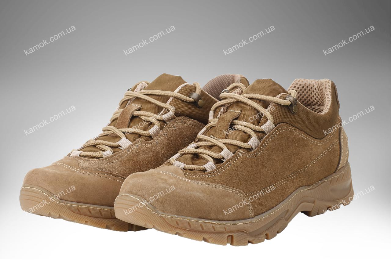 Военная обувь / летние тактические кроссовки Trooper DESERT (coyote)